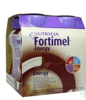 Fortimel Energy, 200 Ml X 4 à Nice
