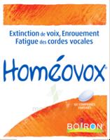 Boiron Homéovox Comprimés à Nice