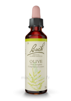 Fleurs De Bach® Original Olive - 20 Ml à Nice