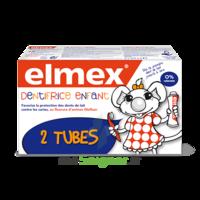 Elmex Duo Dentifrice Enfant, Tube 50 Ml X 2 à Nice