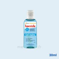 Baccide Gel Mains Désinfectant Sans Rinçage 30ml à Nice