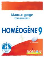Boiron Homéogène 9 Comprimés à Nice
