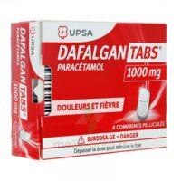 Dafalgantabs 1 G Cpr Pell Plq/8 à Nice