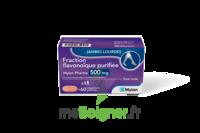 Fraction Flavonoique Mylan Pharma 500mg, Comprimés à Nice