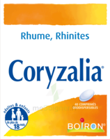 Boiron Coryzalia Comprimés Orodispersibles à Nice