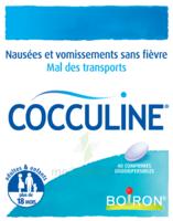 Boiron Cocculine Comprimés Orodispersibles B/40 à Nice